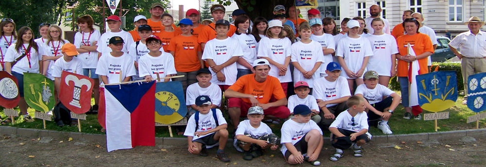 Putovní tábor 2008